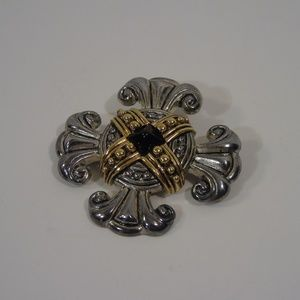 Maltese Cross  Brooch By Premier Designs